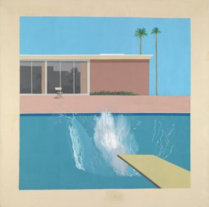 The Life and Art of David Hockney with Christian Conrad @ LHUCA | Lubbock | Texas | United States