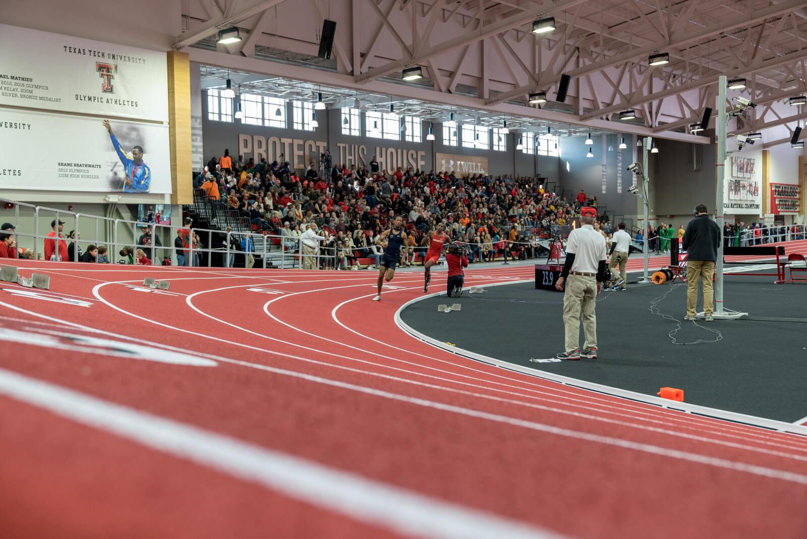 Venue Spotlight: Sports Performance Center at Texas Tech