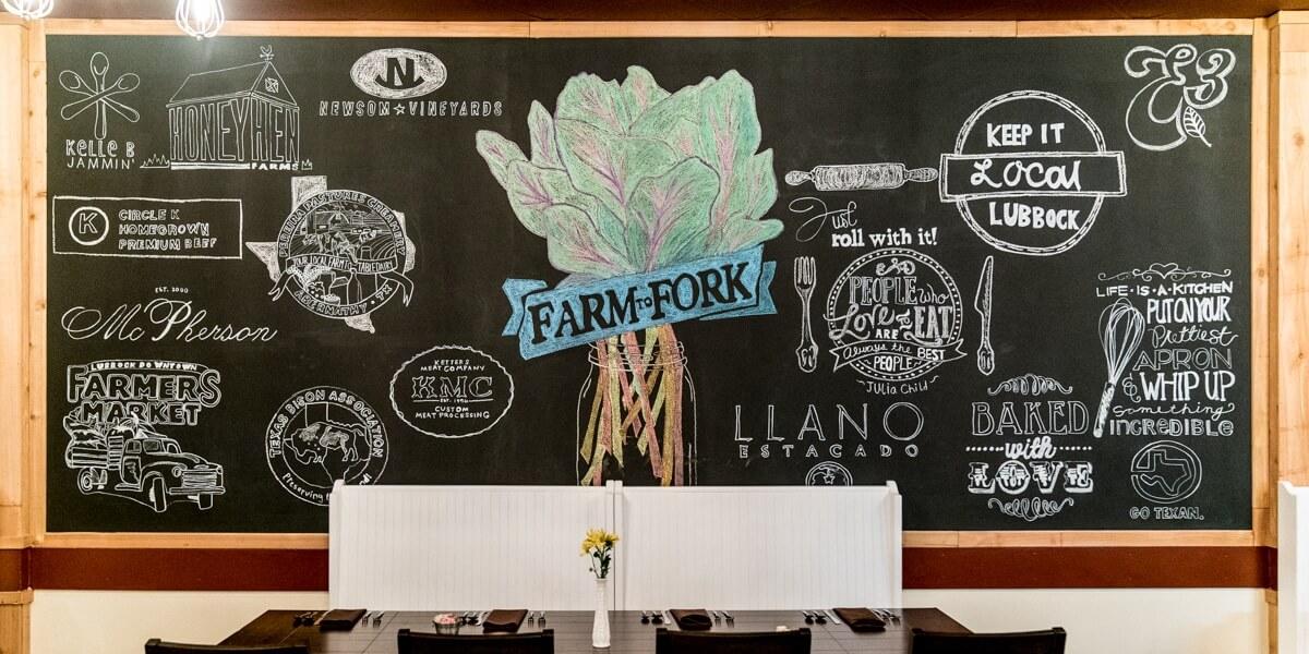 Farm to Fork Gastor Restaurant