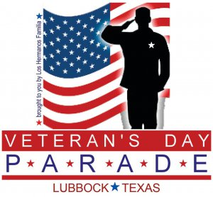 Veteran's Day Parade of Lubbock @ Baptist Church at Broadway