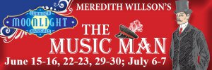 "Lubbock Moonlight Musical: Meredith Willson's ""The Music Man"" @ Moonlight Musicals Amphitheatre 