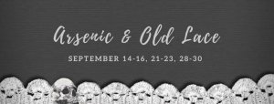 Lubbock Community Theatre: Arsenic and Old Lace @ Lubbock Community Theatre |  |  |