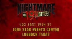 Nightmare on 19th Preview Weekend @ Nightmare on 19th |  |  |