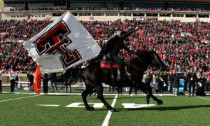 Texas Tech Footballl vs. Oklahoma University @ Jones AT&T Stadium | Lubbock | Texas | United States