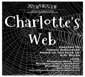 Charlotte's Web @ LHUCA Firehouse Theatre