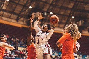 Lady Raider Basketball vs. Stephen F. Austin @ United Supermarkets Arena | | |