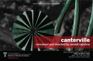 "TTU School of Theatre and Dance Presents ""Canterville"" @ Tech Terrace Home"
