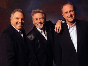 Larry Gatlin and the Gatlin Brothers - West Texas Homecoming: Unplugged, Acoustic Storyteller Show @ Cactus Theater