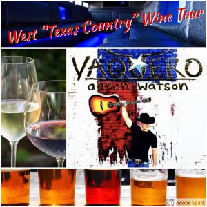 "West ""Texas Country"" Wine Tour @ West Texas Wine Tours"