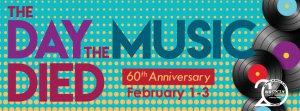 Day the Music Died 60th Anniversary @ Buddy Holly Center