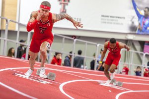 Texas Tech Track - Big 12 Indoor Track & Field Championship @ Sports Preformace Center