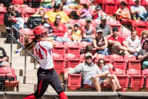 Texas Tech Softball vs Kansas @ Rocky Johnson Field