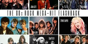 The '80s Mega-Hit Flashback @ Cactus Theater