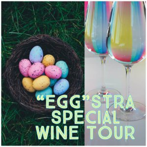 """Egg-stra Special"" Wine Tour @ West Texas Wine Tours"
