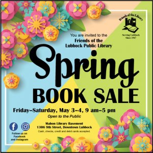 Friends of the Library Spring 2019 Book Sale @ Mahon Library - Basement | | |
