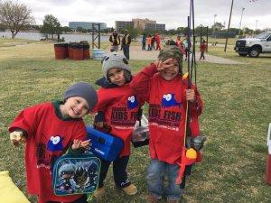 Kidsfish Lubbock @ Maxey Community Center