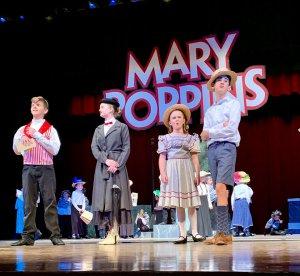 Mary Poppins Jr. @ Moonlight Musicals Amphitheatre,