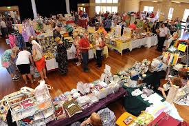 Simmons Spring Craft Bazaar @ Mae Simmons Community Center