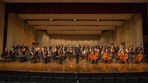 Lubbock Symphony Masterworks Series - An American in Paris! @ Lubbock Memorial Civic Center |  |  |