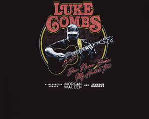 LUKE COMBS @ United Supermarkets Arena