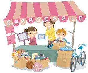 Kids Garage Sale @ Hodges Community Center