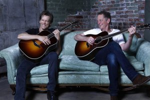 An Evening with the Bacon Brothers @ Cactus Theater