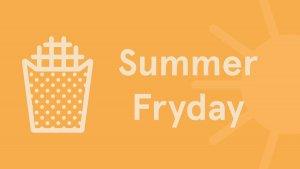 Summer Fryday! @ Chick-fil-A Raider Park