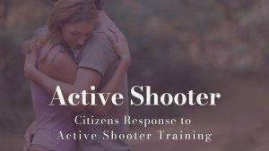 """Citizens Response to Active Shooter Training"" @ Lake Ridge Chapel & Memorial Designers"