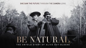 Be Natural Documentary Narrated By Jodie Foster @ Alamo Drafthouse