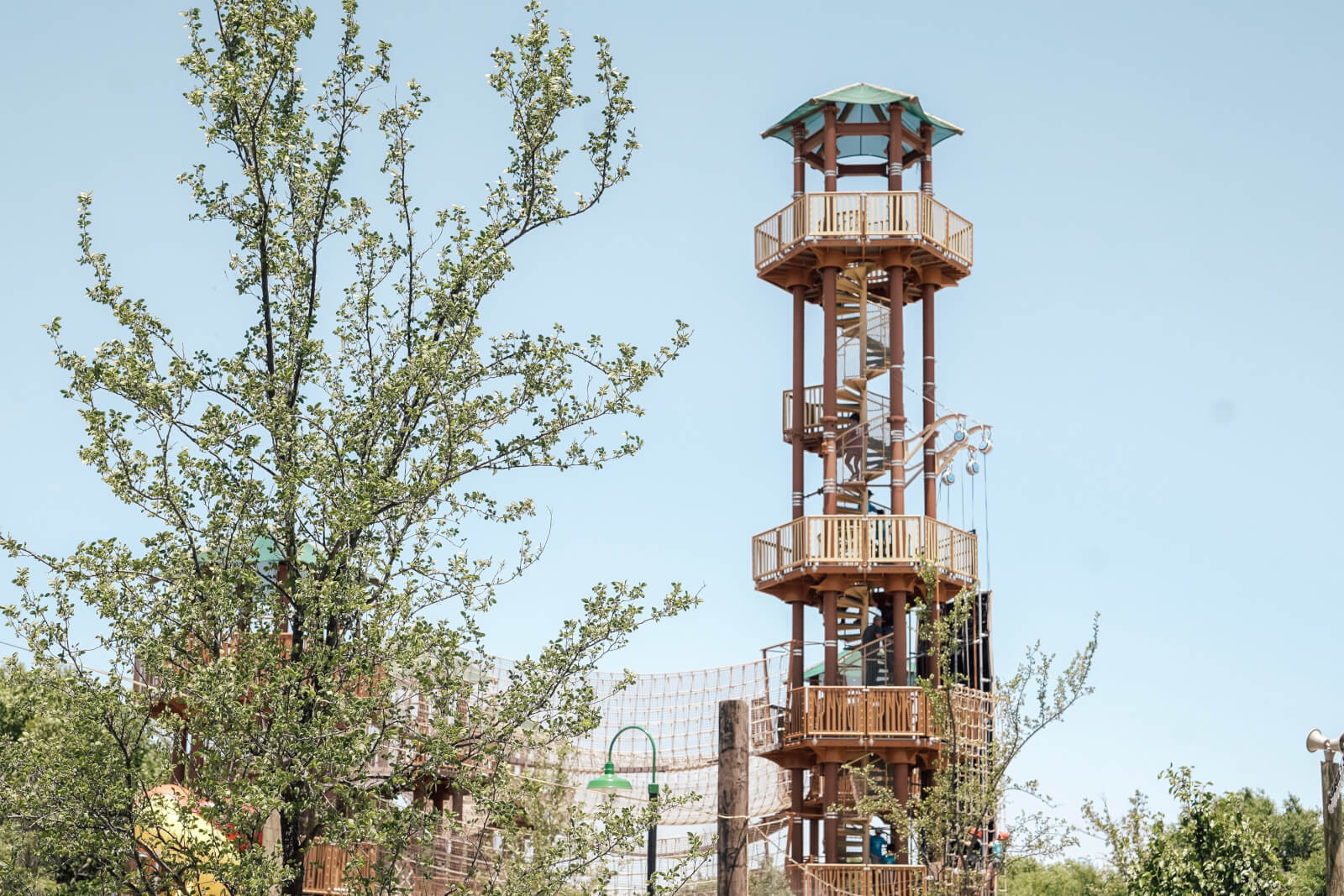 Destination Spotlight Adventure Park Visit Lubbock