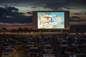 Sunday is College Night at the Drive-In @ Stars & Stripes Drive-In Theatre