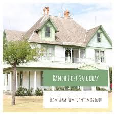 Ranch Host Saturdays @ National Ranching Heritage Center