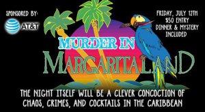 Murder In Margaritaland! @ 4ORE Golf!