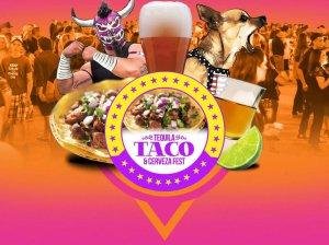 Lubbock Tequila, Taco, & Cerveza Festival!