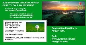 SPS 2019 Golf Tournament @ LakeRidge Country Club