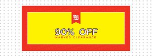 90% Off Clearance @ Once Upon A Child