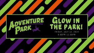 Glow in the Park! @ Adventure Park