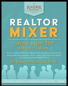 Realtor Mixer @ Raider Ranch Independent Living