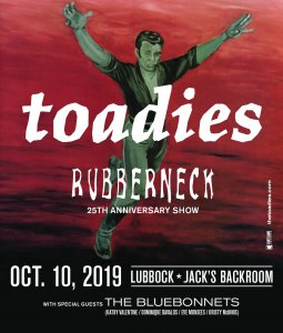 The Toadies @ Jake's Sports Cafe & Backroom