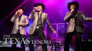 The Texas Tenors – An Evening of Conversation and Music @ The Lubbock Women's Club