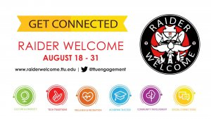 Raider Welcome @ TTU Transition & Engagement