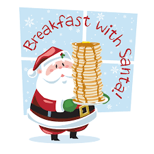 Breakfast with Santa @ Maxey Community Center