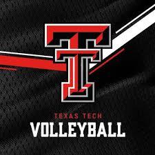 TTU Volleyball vs. West Virginia @ United Supermarkets Arena