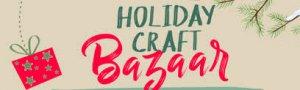 Holiday Craft Bazaar @ Rawlings Community Center