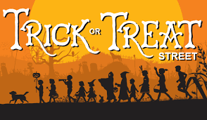 Trick or Treat Street @ Safety City