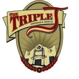 John Sprott @ Triple J Chophouse & Brew Co