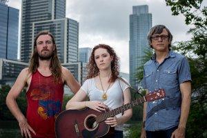Austin Songwriters Erin O'Keefe & Mason Kinard @ The Blue Light Live