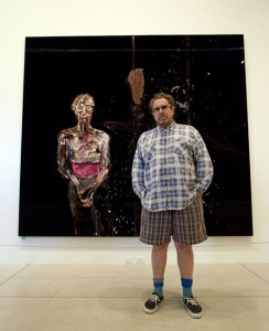 Art Lectures with Dr. Conrad: Julian Schnabel @ LHUCA