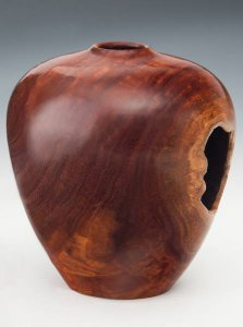 Lyle Jamieson Woodturning Webinar Special Event  - Foundations of Hollow Form Turning @ Education Service Center Region 17, North Conf Center, Door #8