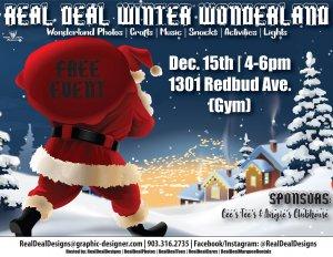 Real Deal Winter Wonderland @ Church Gym